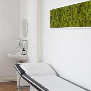 AeHP - Blick in eines unserer Behandlungszimmer