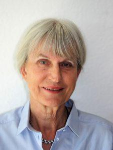 Margund Almers - Ärztliche Vertreterin