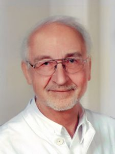 Hans-Ullrich Hahn, Facharzt für Allgemeinmedizin