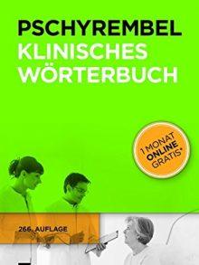 """Cover """"Pschyrembel – Klinisches Wörterbuch"""""""